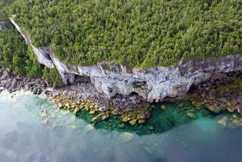 The Bruce Peninsula