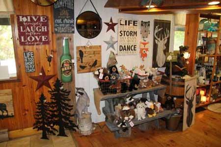 Cafe & Gift Shop